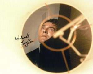 Michael Jayston hand signed autograph #4